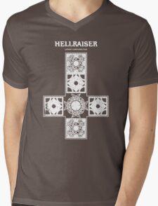 Hellraiser Pinhead Mens V-Neck T-Shirt