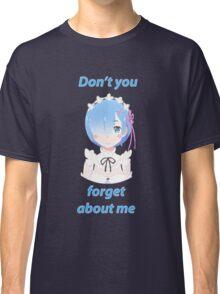 REM-EMBER! Classic T-Shirt
