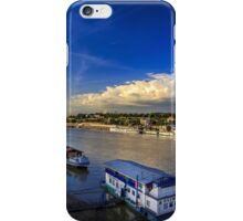 Belgrade vista iPhone Case/Skin