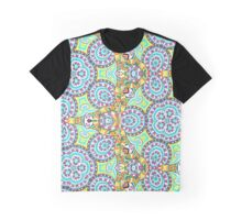 Kaleidoscopic Whimsy Graphic T-Shirt
