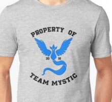 Property of Team Mystic Unisex T-Shirt