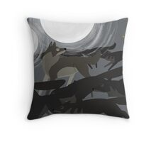 The First Dog Throw Pillow