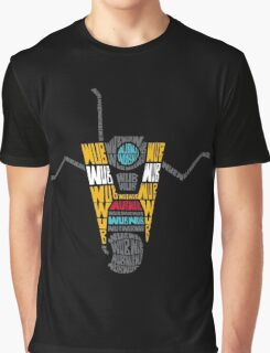 Wub Wub Wub Graphic T-Shirt