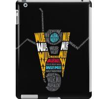 Wub Wub Wub iPad Case/Skin