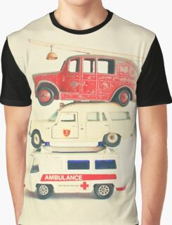 Who Will Help Us Now? Graphic T-Shirt