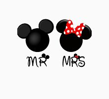 Mr Mickey and Mrs Minnie Unisex T-Shirt