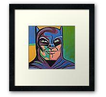 Batmania '66 Framed Print
