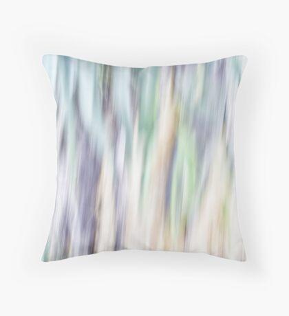 106 Wangaratta Bark and Leaves Throw Pillow
