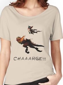 Kled - League of Legends : CHAAARGE !!! Women's Relaxed Fit T-Shirt