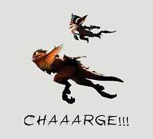 Kled - League of Legends : CHAAARGE !!! Unisex T-Shirt