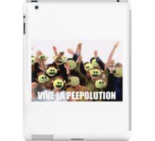 Vive La Peepolution iPad Case/Skin