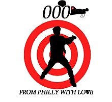 From Philly With Love Photographic Print