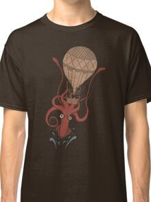 Around the World in 20,000 Leagues Classic T-Shirt