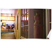 Evening Dress Poster