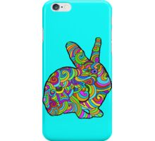 Psychedelic  Bunny   iPhone Case/Skin
