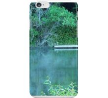 Mist on the Russian River iPhone Case/Skin