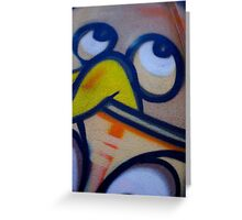 Oh you! Greeting Card