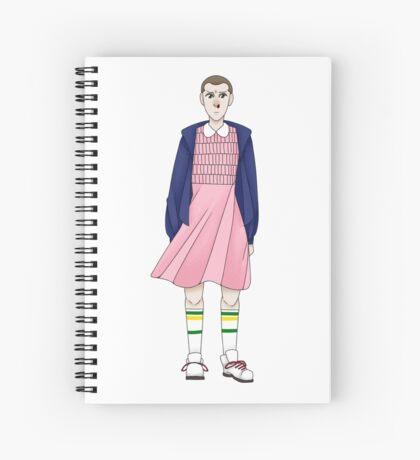 11 Spiral Notebook