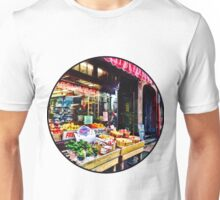 Boston MA - Fruit Stand Unisex T-Shirt