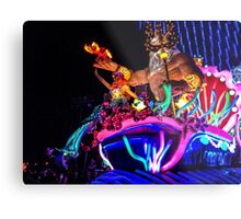 Someday I'll be part of your world Metal Print