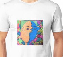 The Mirror has Two Faces - by Lola Unisex T-Shirt