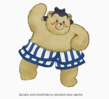 BEARS and FIGHTERS - E.Honda by Bears& Fighters