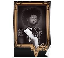 Danny Brown Old Poster