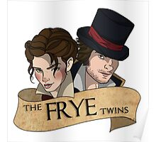 the frye twins  Poster