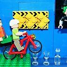 Lego SPEED IS KEY! by XxDeadmanzZ
