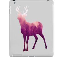 Deer of the Violet Forest iPad Case/Skin