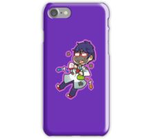 Scientist Rei iPhone Case/Skin