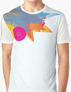 Self Destruct Graphic T-Shirt