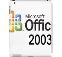 Office 2003 - A Life iPad Case/Skin