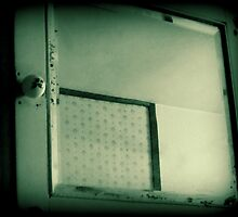 Bevelled Mirror And Corners by Diane Arndt