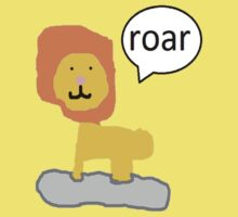 Roar Kids Tee