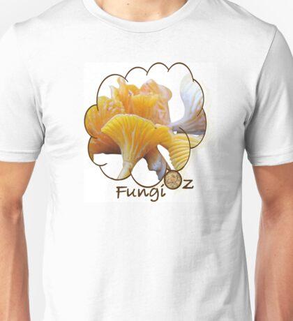 Fungi0z- Taste it soon on App stores Unisex T-Shirt