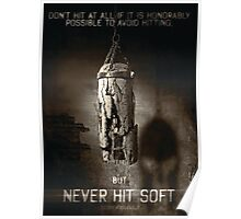 Don't Hit Poster
