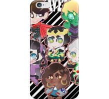 YOUNG AVENGERS iPhone Case/Skin