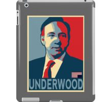 Underwood iPad Case/Skin