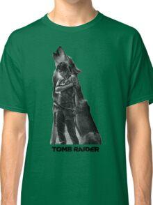 Tomb Raider - Lone Wolf Classic T-Shirt