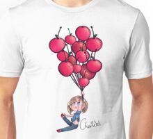 Cherry Balloons Unisex T-Shirt