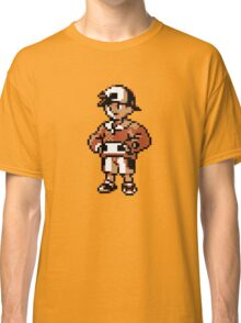 Gold (Trainer) - Pokemon Gold & Silver Classic T-Shirt