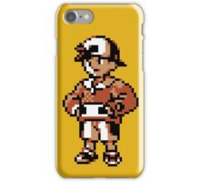 Gold (Trainer) - Pokemon Gold & Silver iPhone Case/Skin