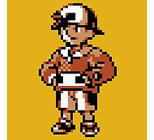 Gold (Trainer) - Pokemon Gold & Silver Photographic Print