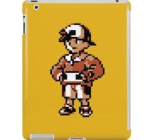 Gold (Trainer) - Pokemon Gold & Silver iPad Case/Skin