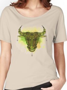 Taurus 4 Women's Relaxed Fit T-Shirt