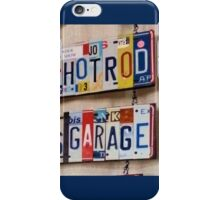 American Hotrod iPhone Case/Skin