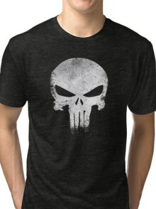PUNISHER VINTAGE Tri-blend T-Shirt
