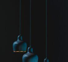 Three Dark Lamps by metriognome