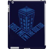 i'm the doctor iPad Case/Skin